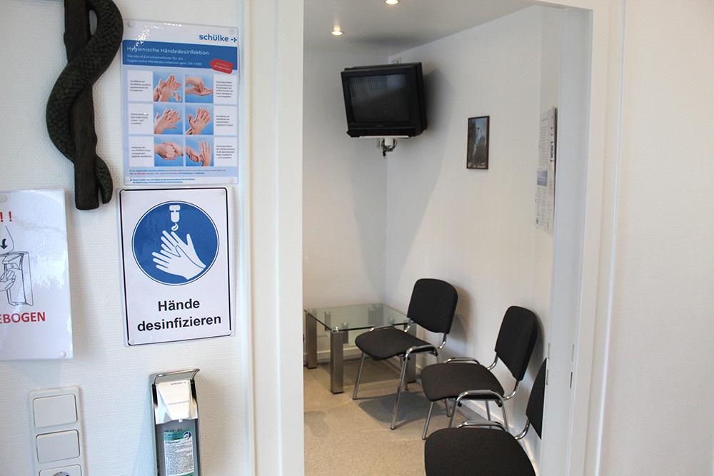 Einrichtung - Zahnarztpraxis in 41334 Nettetal